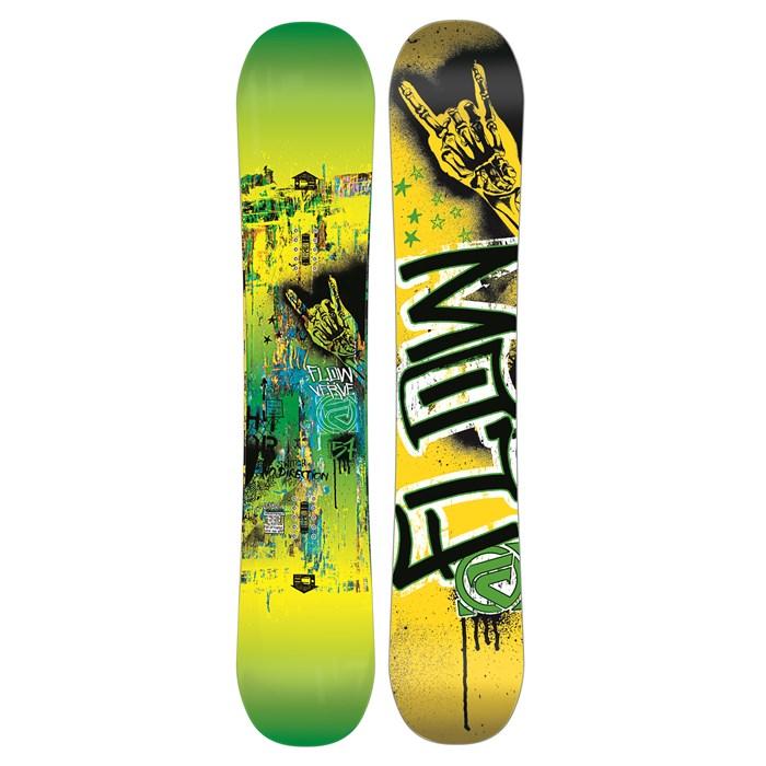 Flow - Verve Snowboard 2013