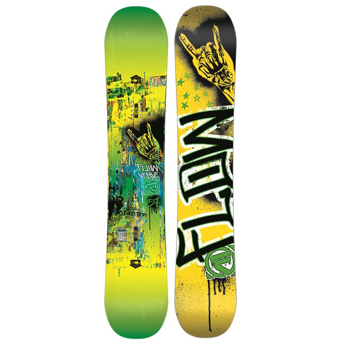 Flow - Verve Wide Snowboard 2013