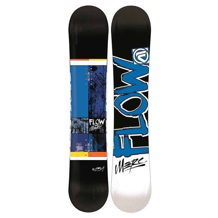 Flow - Merc (Black) Snowboard 2013