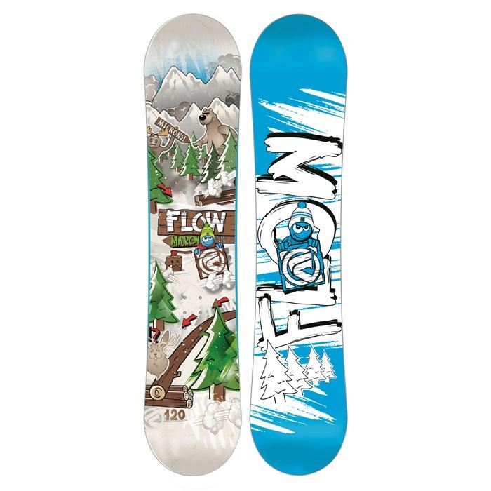 Flow - Micron Mini Snowboard - Youth 2013
