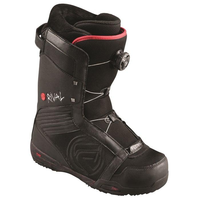 Flow - Rival Boa Coiler Snowboard Boots 2013