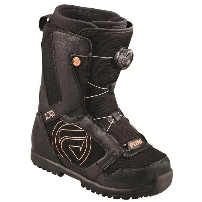 Flow - Lotus Boa Coiler Snowboard Boots - Women's 2013