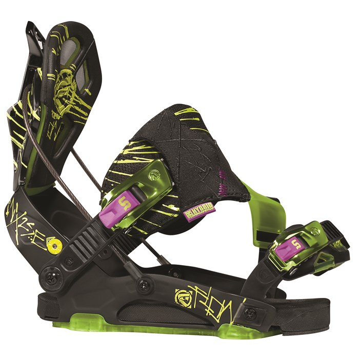 Flow - NX2-SE Snowboard Bindings 2013