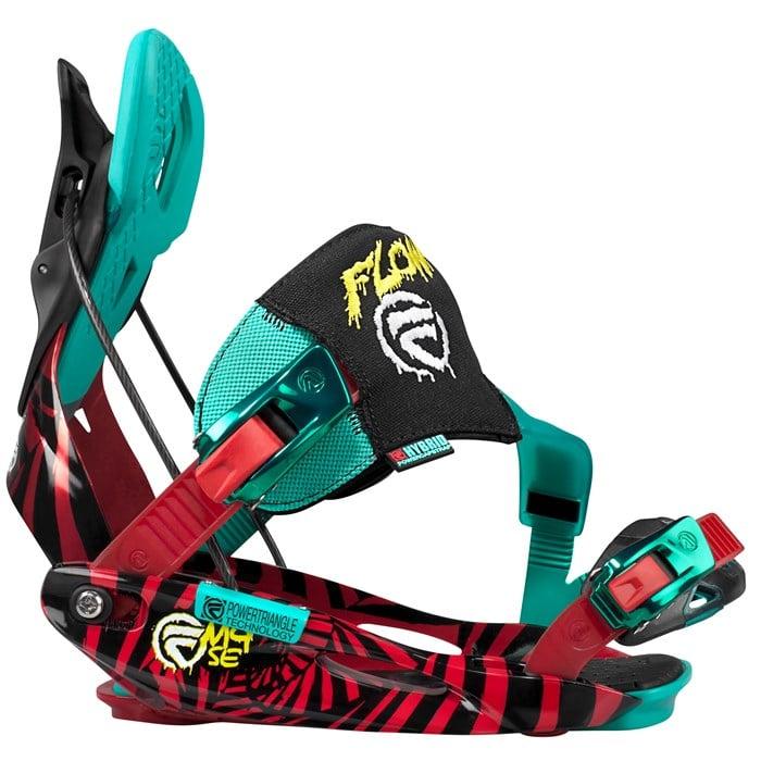 Flow M9 Snowboard Bindings 2013: Flow M9-SE Snowboard Bindings 2013
