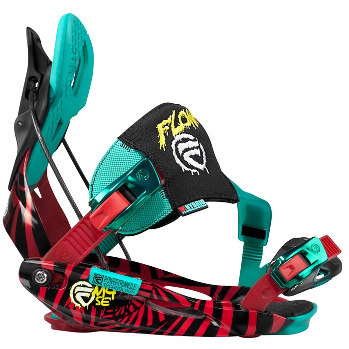 Flow - M9-SE Snowboard Bindings 2013