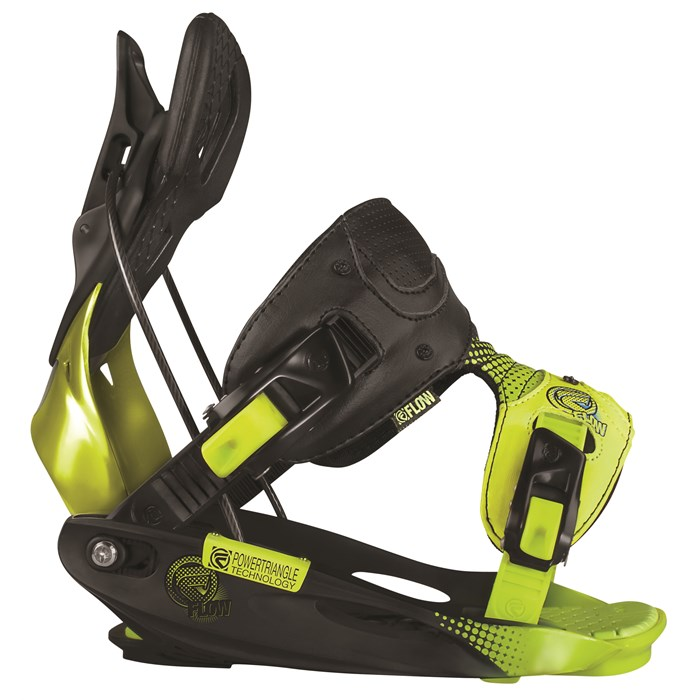 Flow - M9 Snowboard Bindings 2013