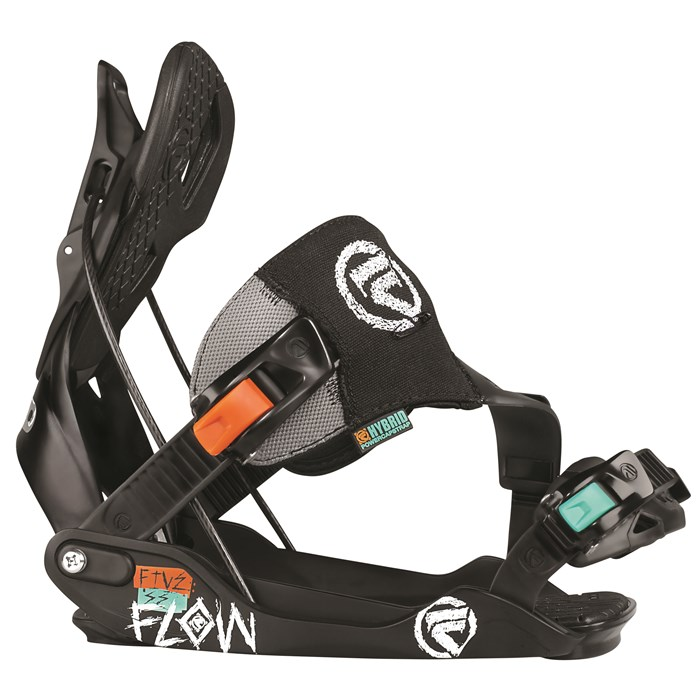Flow - The Five SE Snowboard Bindings 2013