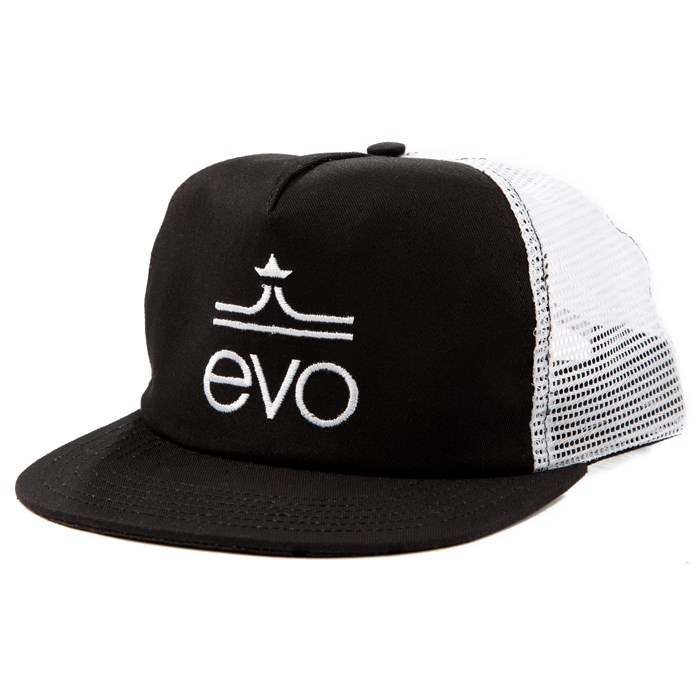 evo - Crown Trucker Hat