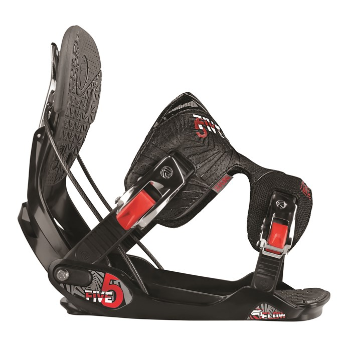 Flow - The Five Snowboard Bindings 2013
