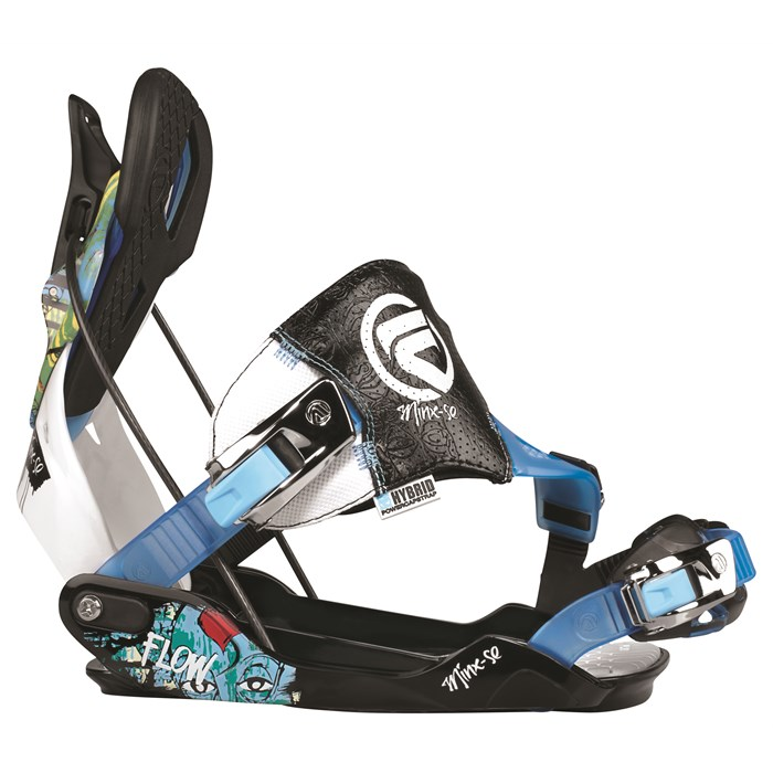 Flow - Minx-SE Snowboard Bindings - Women's 2013