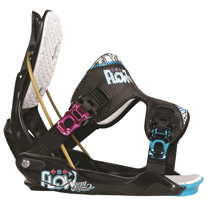 Flow - Gem Snowboard Bindings - Women's 2013