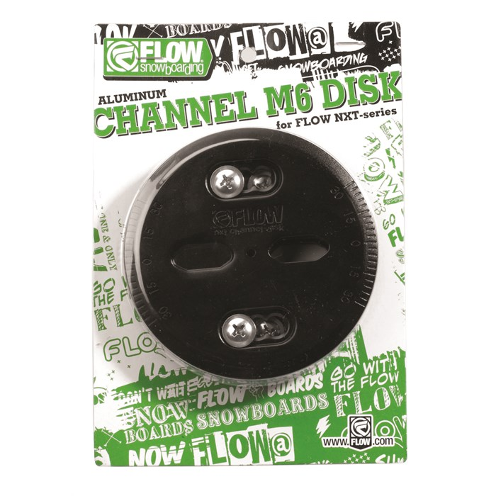 Flow - NXT Channel Base Plate 2013