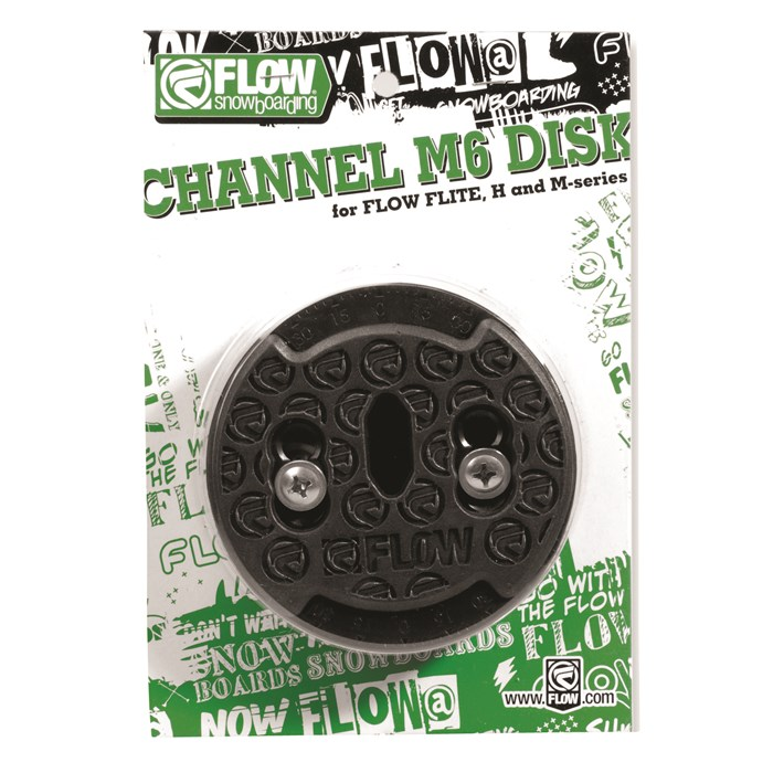 Flow - F, H, M Channel Base Plate 2013