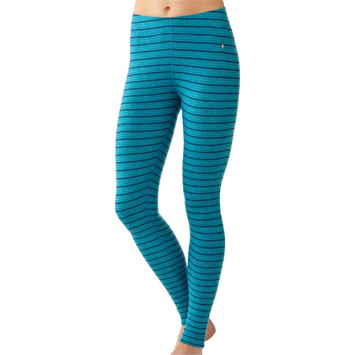 Smartwool - Midweight Pattern Baselayer Pants - Women's