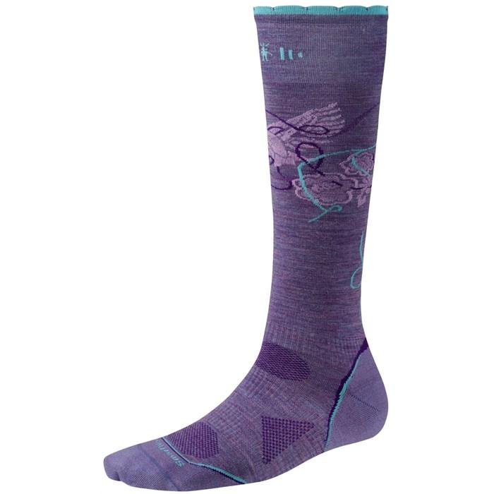 Smartwool Phd Ski Ultra Light Socks Women S Evo Outlet
