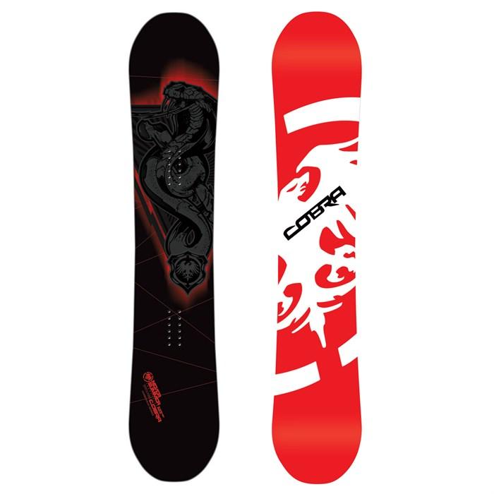 Never Summer - Cobra Snowboard 2013