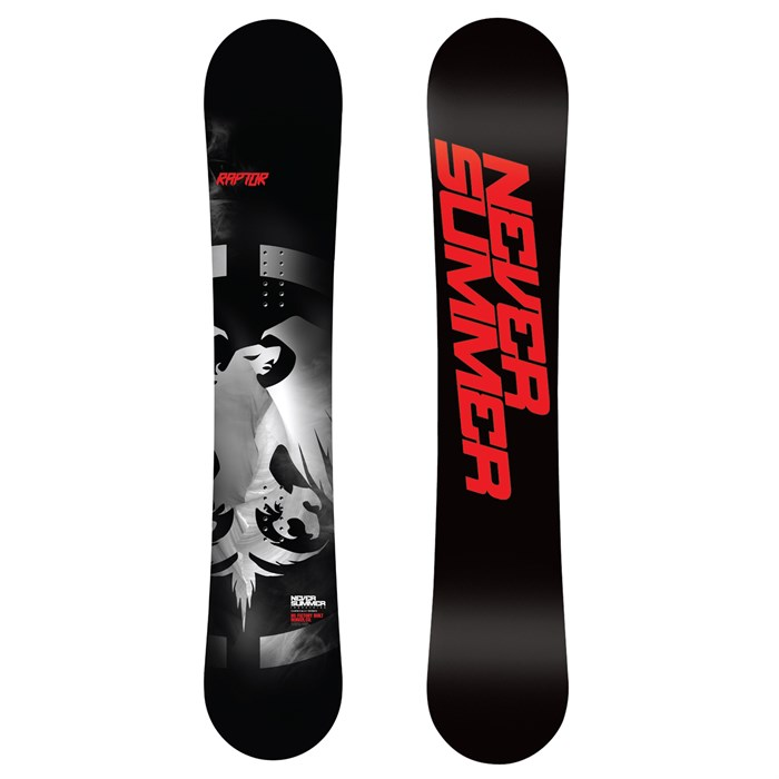 Never Summer - Raptor X Wide Snowboard 2013