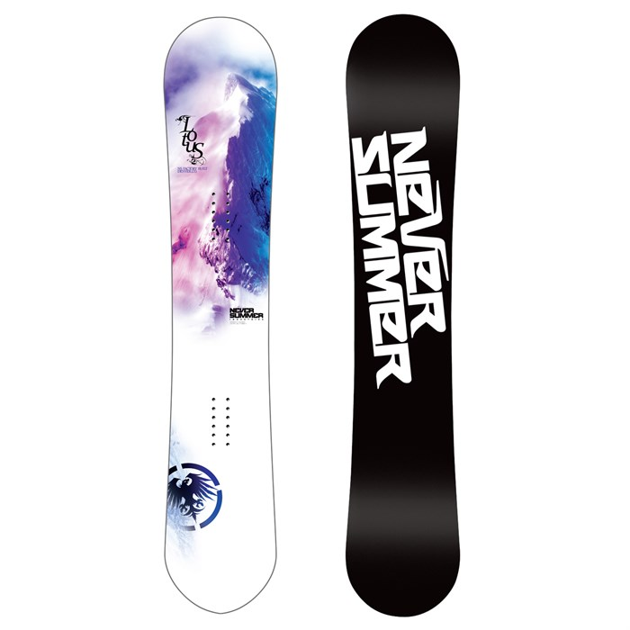 Never Summer - Lotus Snowboard - Women's 2013