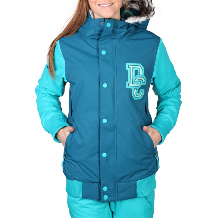 DC - Squad Jacket - Women's