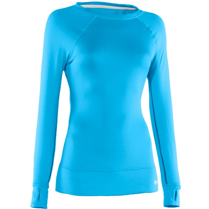 Under Armour - UA Base 2.0 Crew Top - Women's