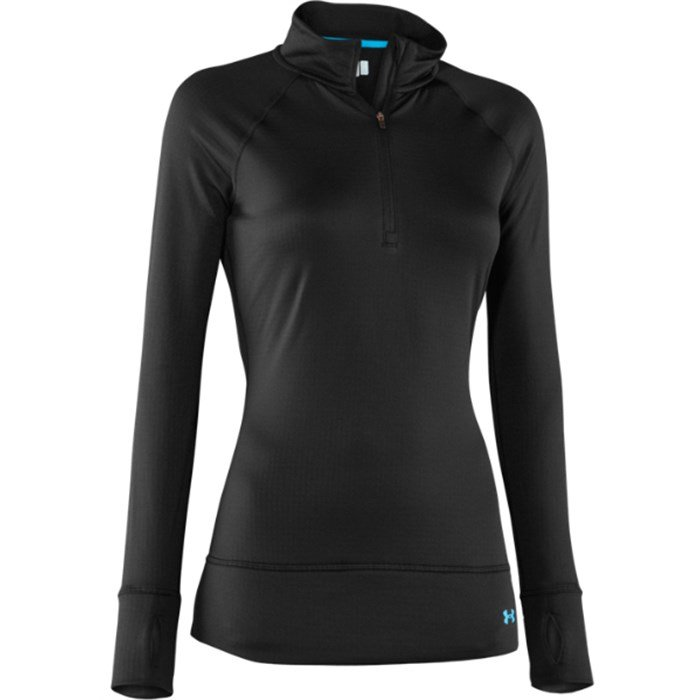 Under Armour - UA Base 2.0 1/4 Zip Top - Women's