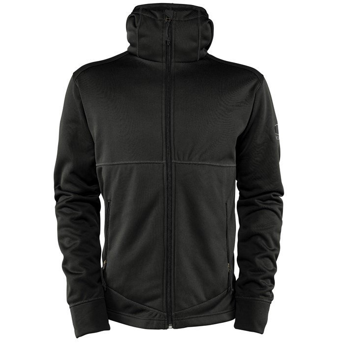 Bonfire - Banked Fleece Jacket