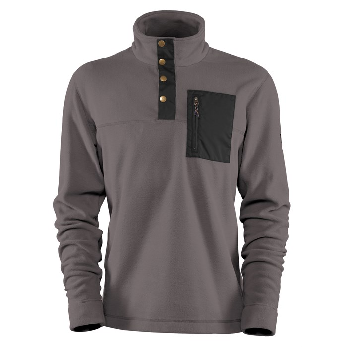 Bonfire - Pullover 1/4 Zip Top