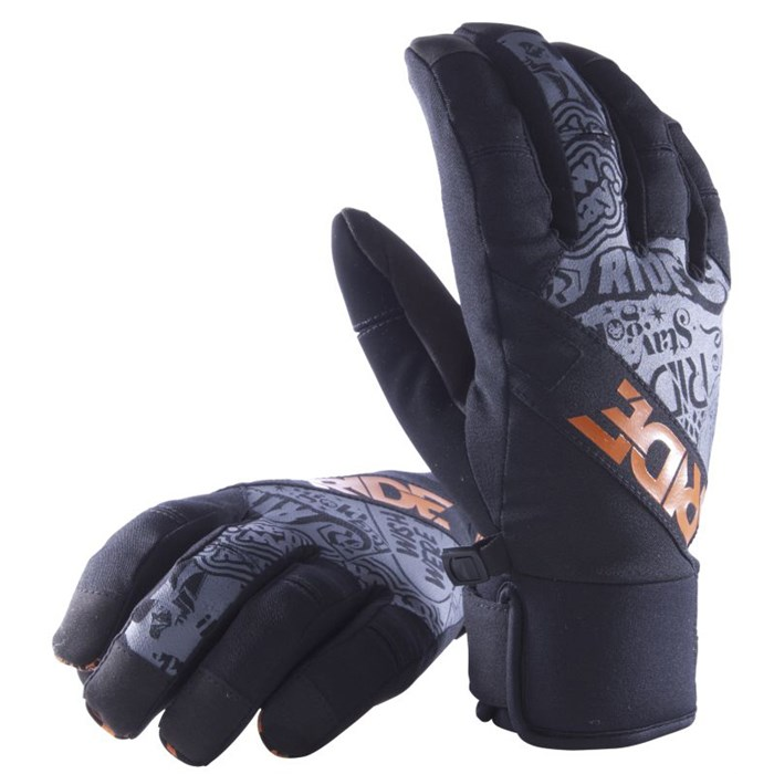 Ride - Shorty Gloves