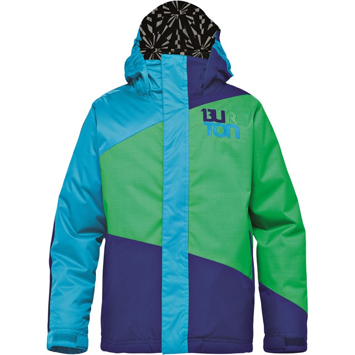 Burton - Symbol Jacket - Youth - Boy's