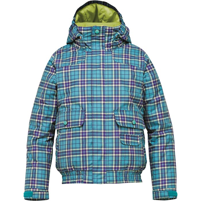 Burton - Twist Bomber Jacket - Youth - Girl's