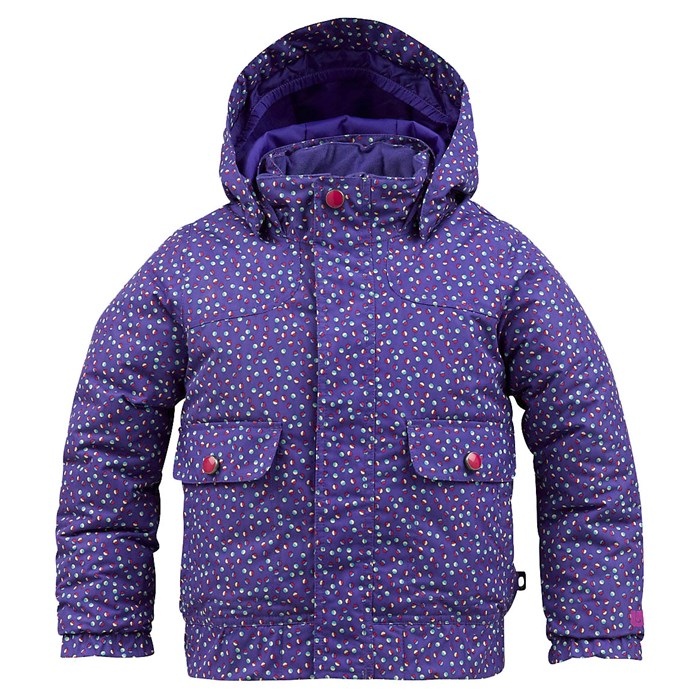 Burton - Minishred Twist Bomber Jacket - Youth - Girls