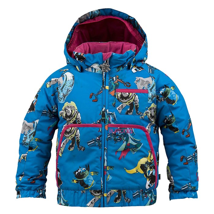 Burton - Minishred Charm Jacket - Youth - Girl's