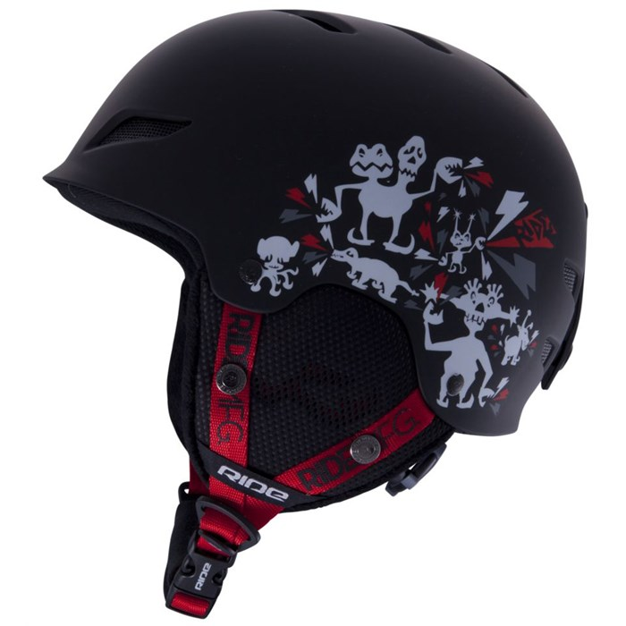 Ride - Greenhorn Boys Helmet - Youth