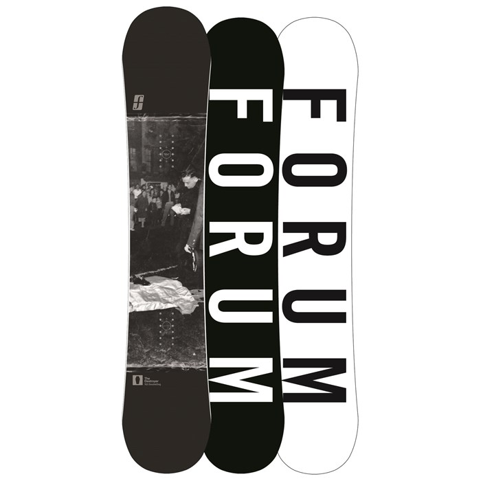 Forum - Destroyer DoubleDog Snowboard 2013