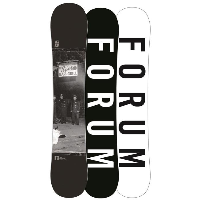 Forum - Destroyer DoubleDog Wide Snowboard 2013