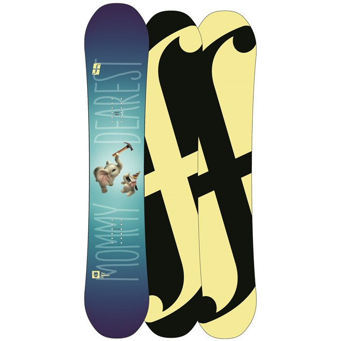Forum - Spinster Snowboard - Women's 2013