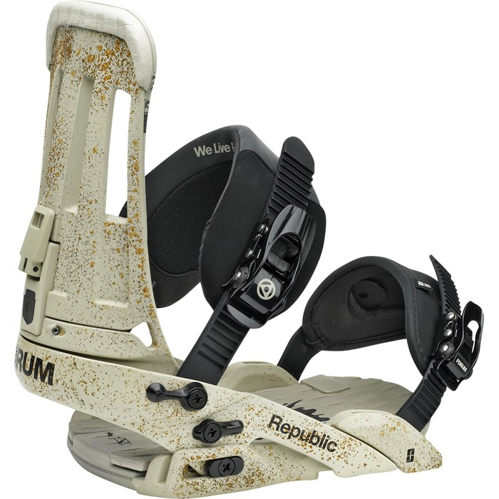 Forum - Republic Snowboard Bindings 2013