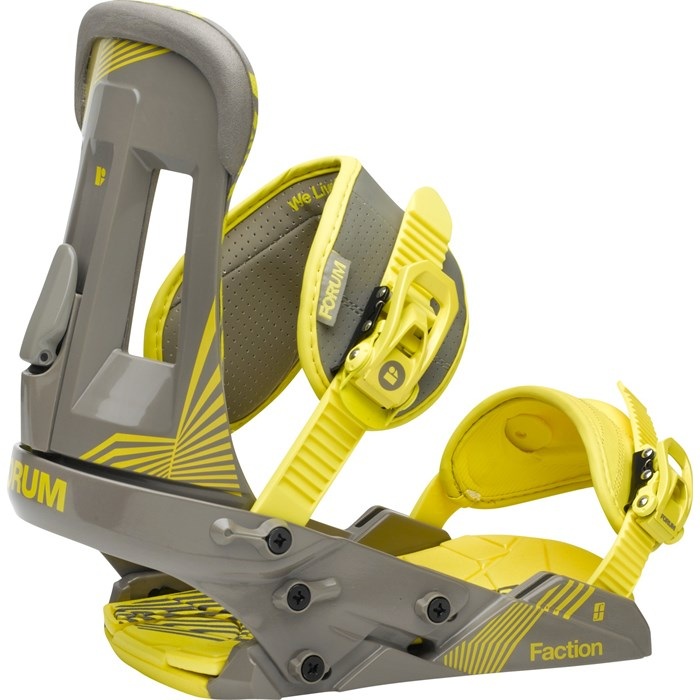 Forum - Faction Snowboard Bindings 2013