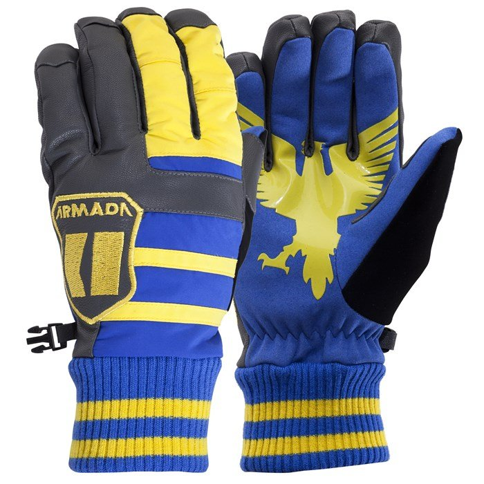 Armada - Crest Gloves