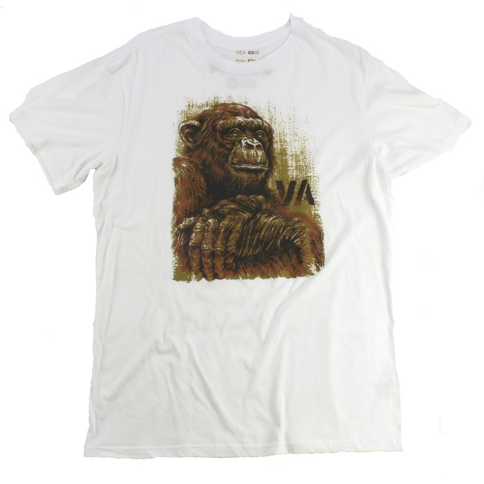 RVCA - Chimp T Shirt