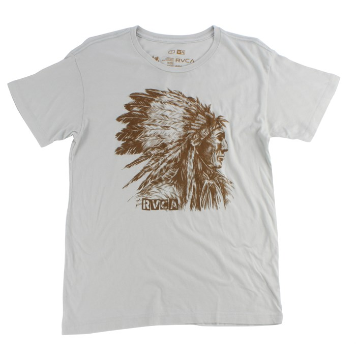 RVCA - Native Chief T Shirt
