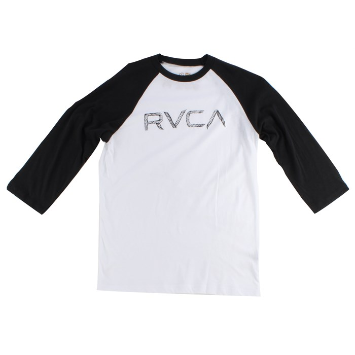 RVCA - Roped RVCA Raglan Shirt