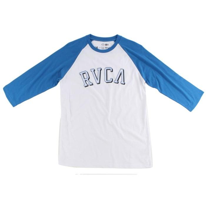 RVCA - Barber Raglan Shirt