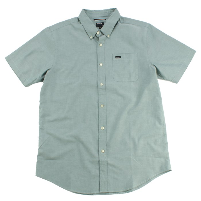 RVCA - That'll Do Short Sleeve Button Down Shirt