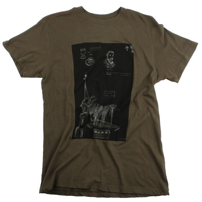 RVCA - Barcelona T Shirt