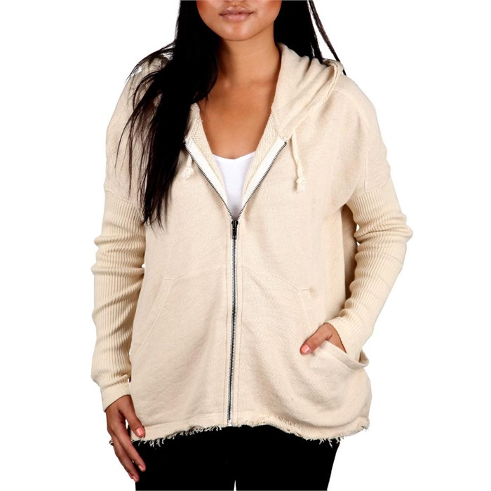 RVCA - Stand Up Zip Hoodie - Women's