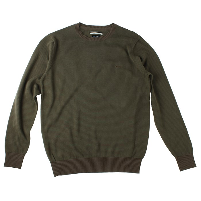 RVCA - Mini Barge Crew Sweater - Youth - Boy's