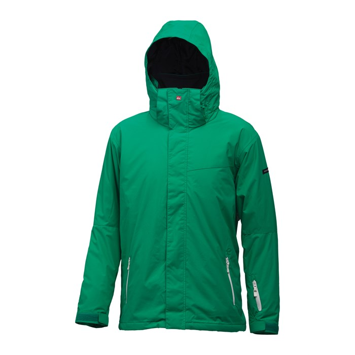 Quiksilver - Next Mission Jacket - Youth - Boy's