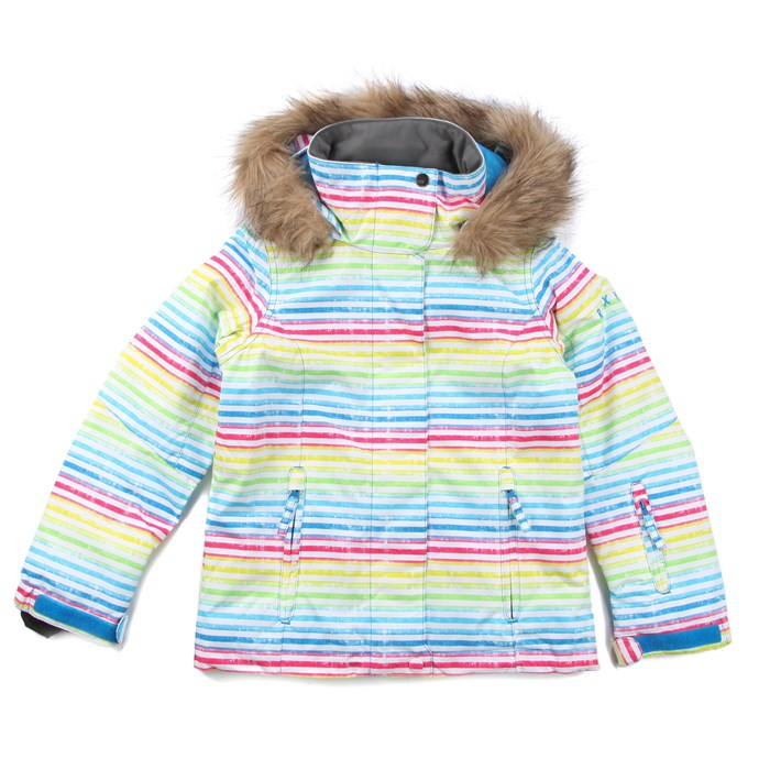 Quiksilver - Jet Ski Jacket - Youth - Girl's