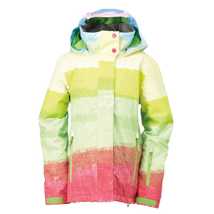 Quiksilver - Jetty Jacket - Youth - Girl's